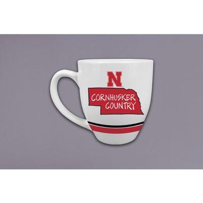 Nebraska Magnolia Lane Cornhusker Country Mug