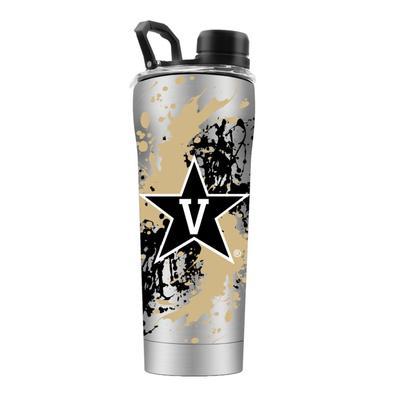 Vanderbilt 20 oz Splatter Shaker Bottle