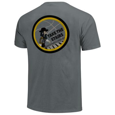 Appalachian State Comfort Colors Take the Stairs Tee