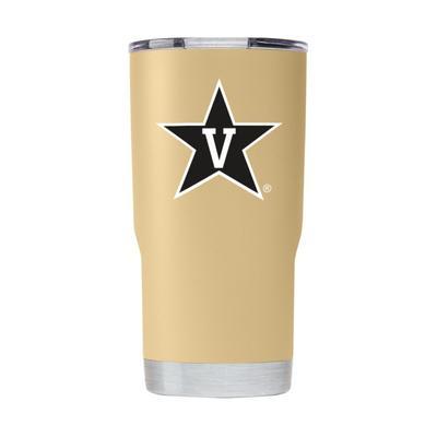 Vanderbilt 20 oz Primary Logo Tumbler