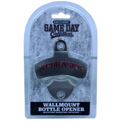 Nebraska Wall Mount Bottle Opener