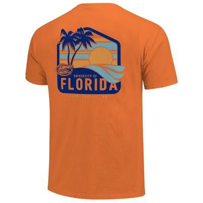 Florida Comfort Colors Landscape Shield Tee