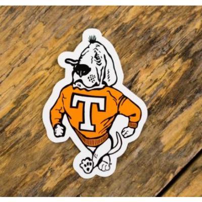 Tennessee Volunteer Traditions Vault Smokey Decal