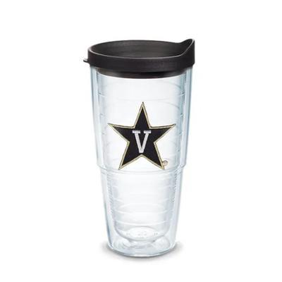 Vanderbilt Tervis 24 oz V-Star Logo Tumbler