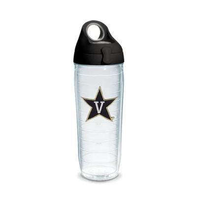 Vanderbilt Tervis 24 oz V-Star Logo Bottle