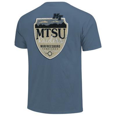 MTSU Comfort Colors Shield Tee