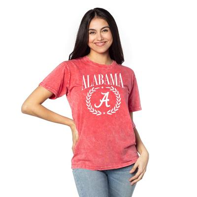 Alabama Chicka-D Everybody Vintage Laurel Serif Tee