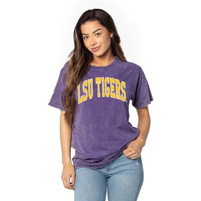 LSU Chicka-D Everybody Tall Outline Tee