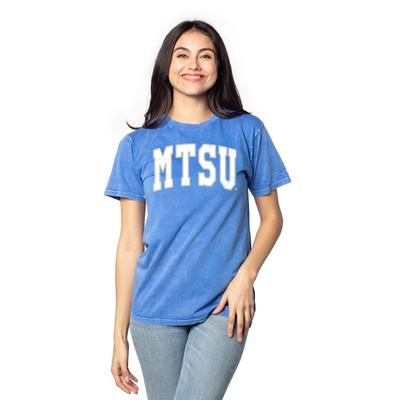 MTSU Chicka-D Everybody Tall Outline Tee