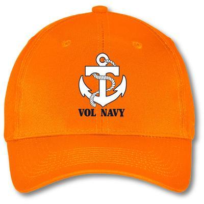 Vol Navy Adjustable Hat