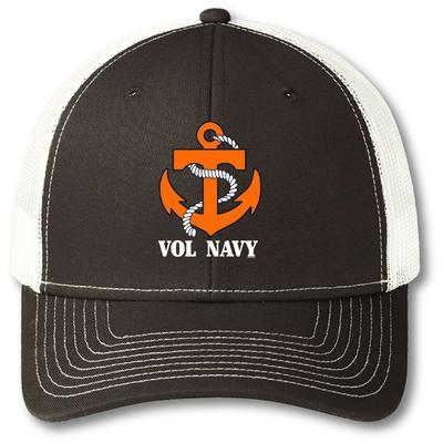Vol Navy Adjustable Trucker Hat