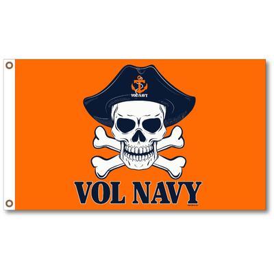 Vol Navy House Flag 3' x 5'