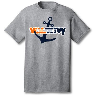 Vol Navy VolStar Short Sleeve Tee