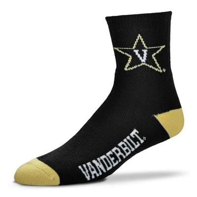 Vanderbilt Crew Sock