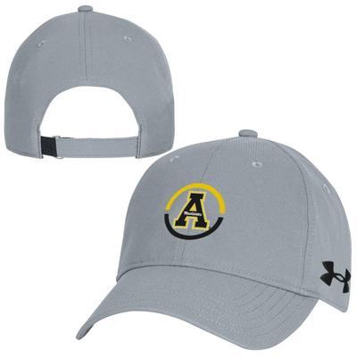App State Under Armour Men's Baseball Adjustable Hat