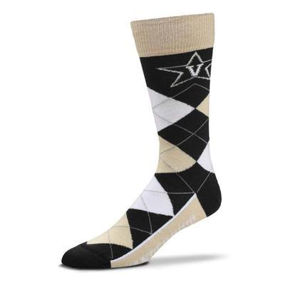 Vanderbilt Argyle Sock