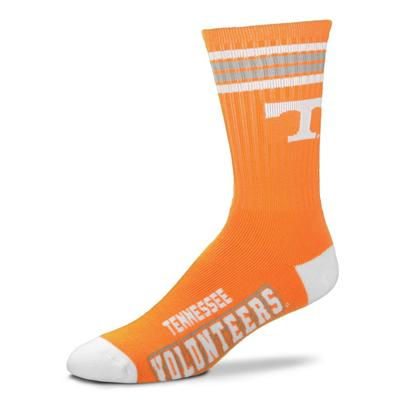 Tennessee 4-Stripe Deuce Sock