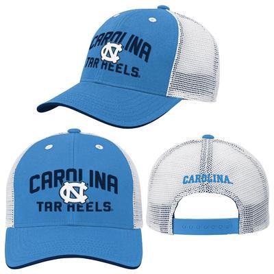 UNC Gen2 YOUTH Arch Logo Trucker Hat