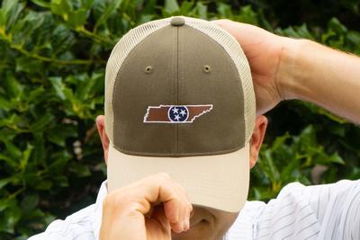 Volunteer Traditions Tri-Star State Promesh Adjustable Hat