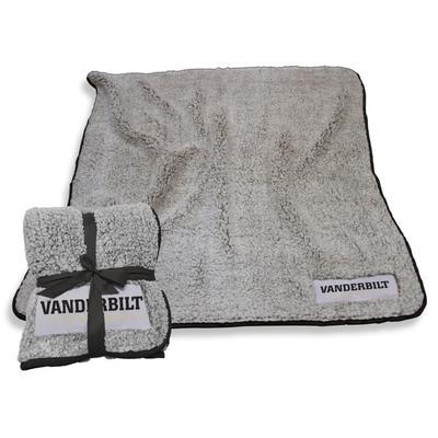 Vanderbilt Frosty Fleece Blanket