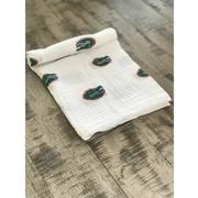 Florida Cotton Muslin Swaddle Blanket