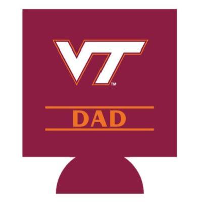 Virginia Tech Dad Can Hugger