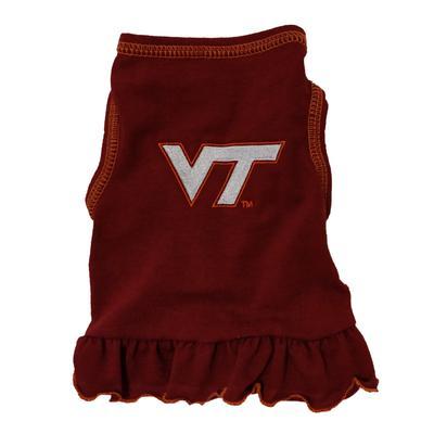 Virginia Tech Pet Cheerleader Dress