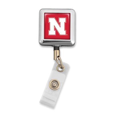 Nebraska Square Badge Reel