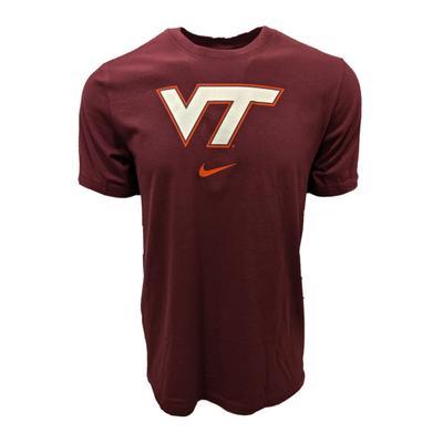 Virginia Tech Men's Nike Essential Logo T-Shirt