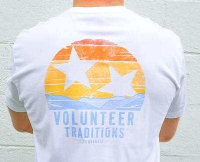 Tennessee Volunteer Traditions Valley Tri-Star Pocket Tee