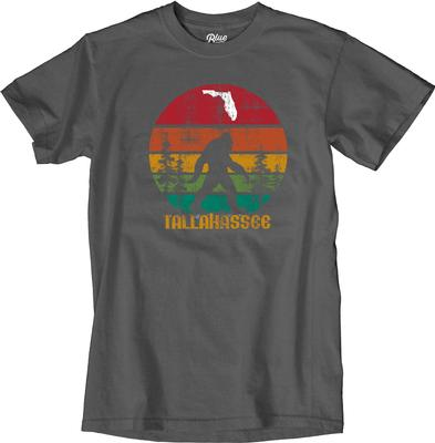 Tallahassee Blue 84 Bigfoot Pines Short Sleeve Tee