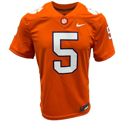 Clemson Nike Game Home #5 Jersey