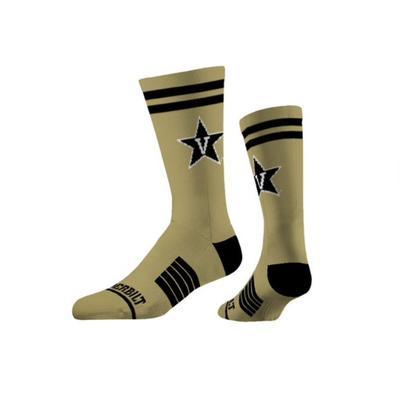 Vanderbilt Strideline Classic Knit Sock