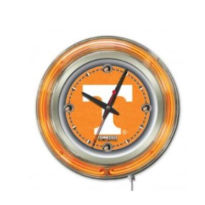 Tennessee 15 inch Neon Wall Clock
