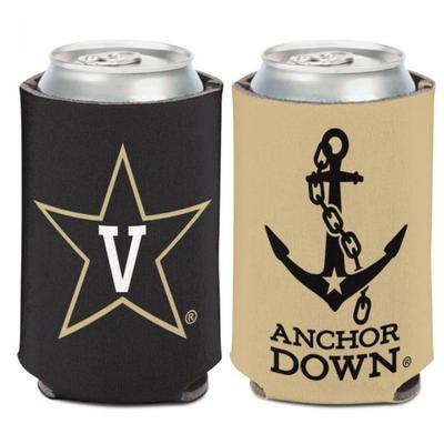 Vanderbilt Anchor Down Can Cooler