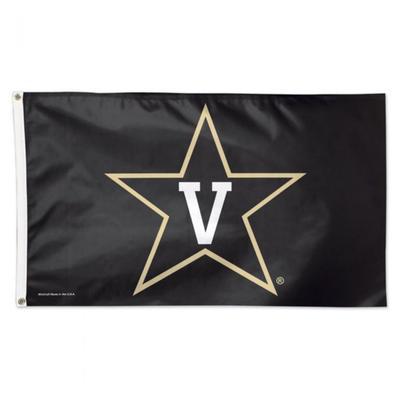 Vanderbilt 3' x 5' House Flag