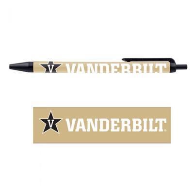 Vanderbilt 5-Pack Pens
