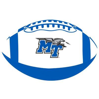 MTSU Soft Touch 4 inch Football