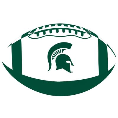 Michigan State Soft Touch 4 inch Football