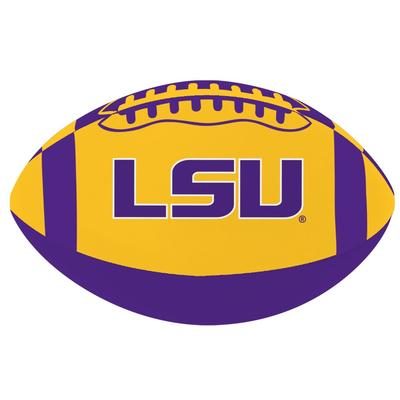 LSU Soft Touch 4 inch Football