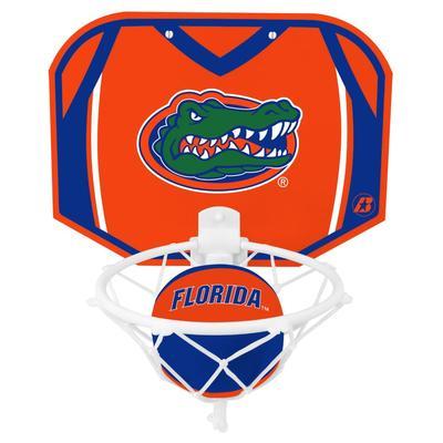 Florida Basketball Hoop and Soft Touch Ball Set