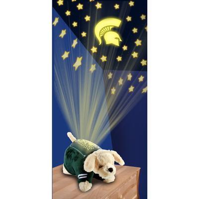 Michigan State Dream Lites Plush Mascot Nightlight