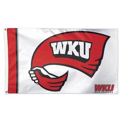 Western Kentucky 3' x 5' House Flag