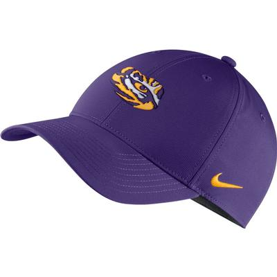 LSU Nike Men's L91 Dry Adjustable Hat
