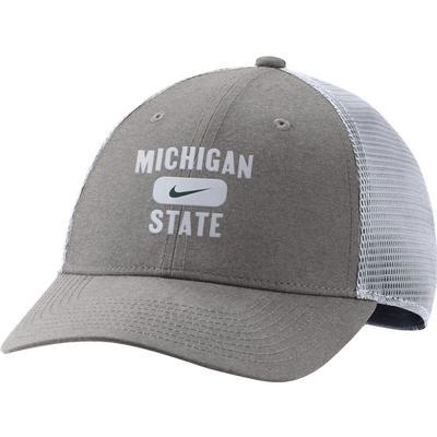 Michigan State Nike Men's L91 Seasonal Mesh Adjustable Hat