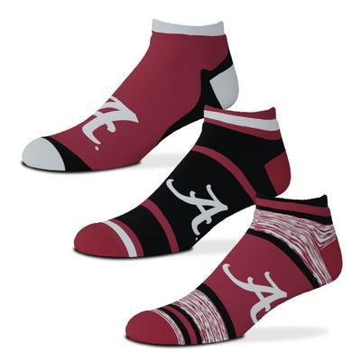Alabama Cash 3 Pack Sock
