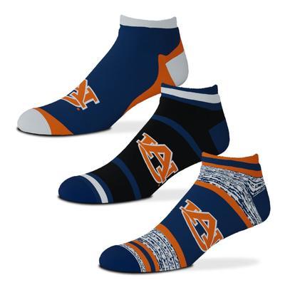 Auburn Cash 3 Pack Sock