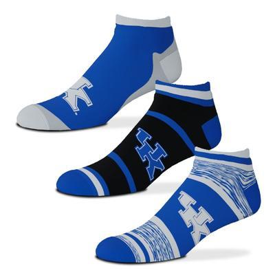 Kentucky Cash 3 Pack Sock