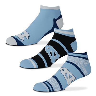 UNC Cash 3 Pack Sock