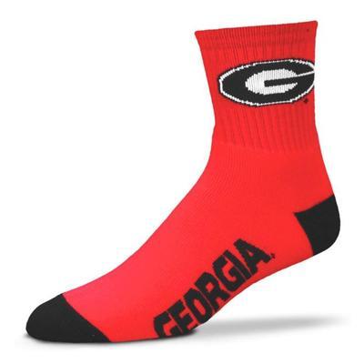 Georgia Crew Sock